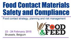 Food Contact Materials Safety & Compliance logo